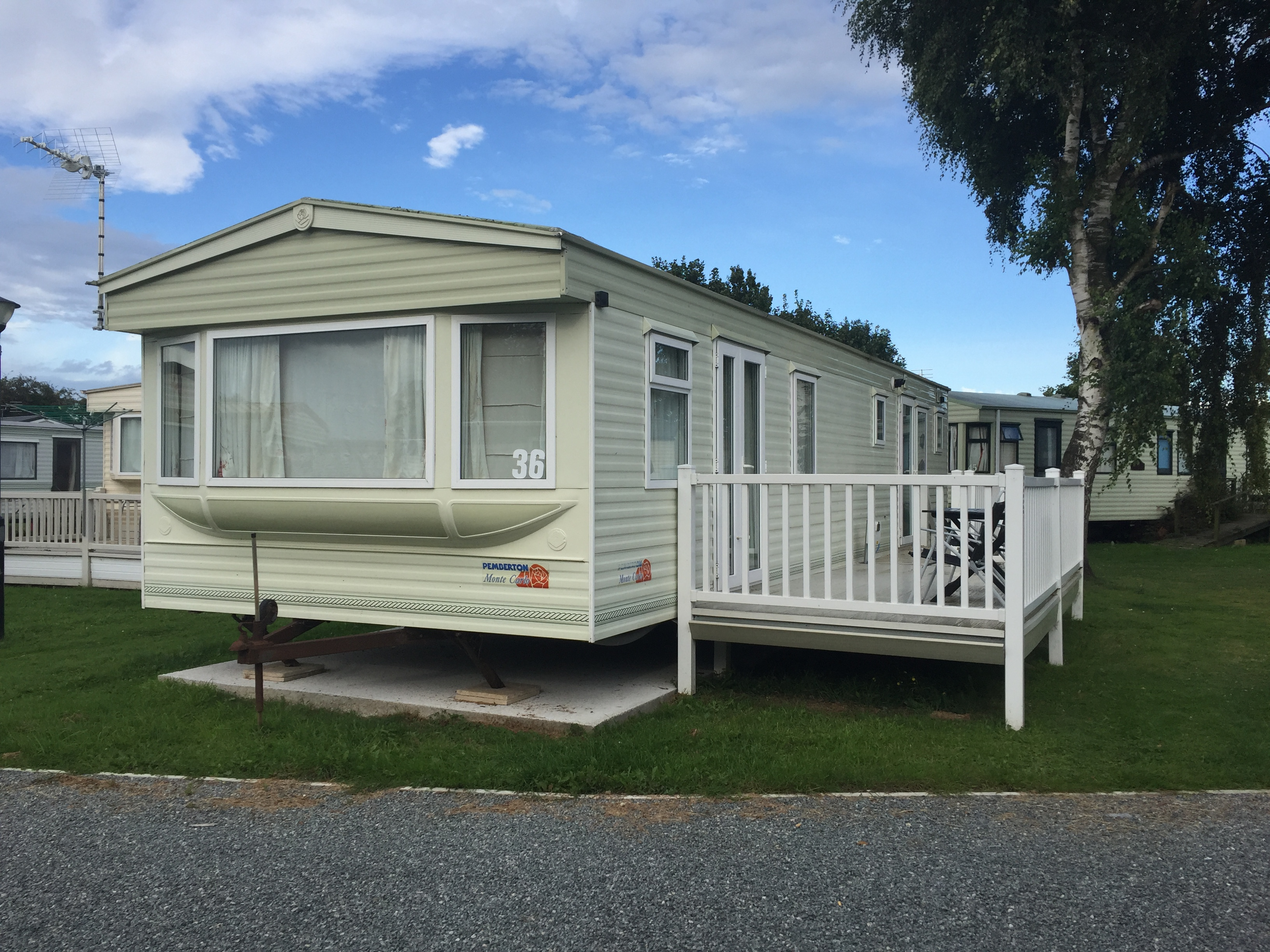 Caravan Holiday Homes | Burgh Hall Holiday Park